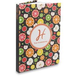 Apples & Oranges Hardbound Journal (Personalized)