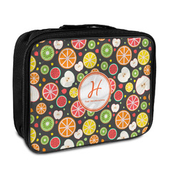 Apples & Oranges Insulated Lunch Bag (Personalized)