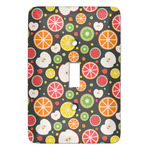 Apples & Oranges Light Switch Covers - Multiple Toggle Options Available (Personalized)