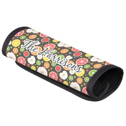 Apples & Oranges Luggage Handle Cover (Personalized)