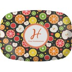 Apples & Oranges Melamine Platter (Personalized)