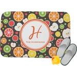 Apples & Oranges Memory Foam Bath Mat (Personalized)