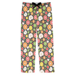 Apples & Oranges Mens Pajama Pants (Personalized)