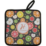 Apples & Oranges Pot Holder (Personalized)