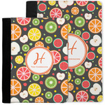 Apples & Oranges Notebook Padfolio w/ Name and Initial