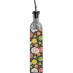 Apples & Oranges Oil Dispenser Bottle (Personalized)