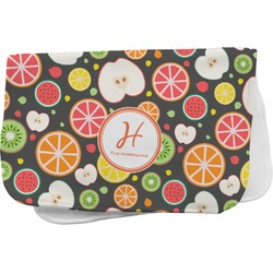 Apples & Oranges Burp Cloth (Personalized)
