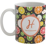 Apples & Oranges Coffee Mug (Personalized)