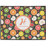 Apples & Oranges Door Mat (Personalized)