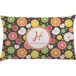 Apples & Oranges Pillow Case (Personalized)