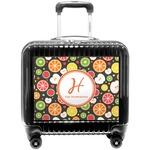 Apples & Oranges Pilot / Flight Suitcase (Personalized)