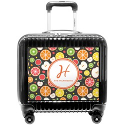 Apples & Oranges Pilot / Flight Suitcase (Personalized)