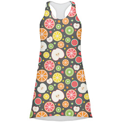 Apples & Oranges Racerback Dress (Personalized)