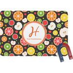 Apples & Oranges Rectangular Fridge Magnet (Personalized)