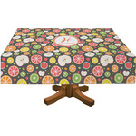 Apples & Oranges Tablecloth (Personalized)