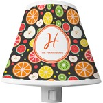 Apples & Oranges Shade Night Light (Personalized)