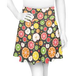Apples & Oranges Skater Skirt (Personalized)