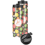 Apples & Oranges Stainless Steel Skinny Tumbler (Personalized)