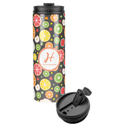 Apples & Oranges Stainless Steel Tumbler (Personalized)