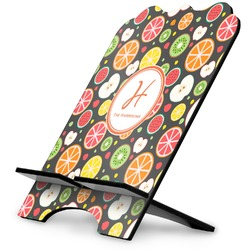 Apples & Oranges Stylized Tablet Stand (Personalized)