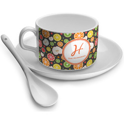 Apples & Oranges Tea Cup (Personalized)