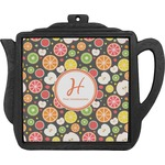 Apples & Oranges Teapot Trivet (Personalized)