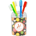 Apples & Oranges Toothbrush Holder (Personalized)