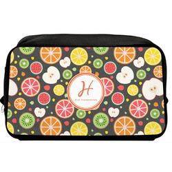 Apples & Oranges Toiletry Bag / Dopp Kit (Personalized)