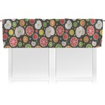 Apples & Oranges Valance (Personalized)