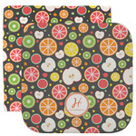 Apples & Oranges Facecloth / Wash Cloth (Personalized)