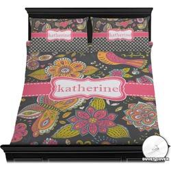 Birds & Butterflies Duvet Covers (Personalized)