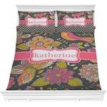 Birds & Butterflies Comforters (Personalized)