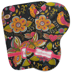 Birds & Butterflies Burp Cloth (Personalized)
