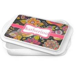 Birds & Butterflies Cake Pan (Personalized)