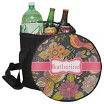 Birds & Butterflies Collapsible Cooler & Seat (Personalized)