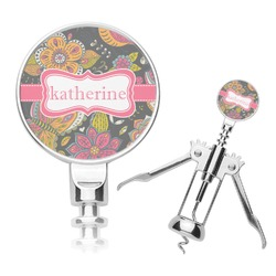 Birds & Butterflies Corkscrew (Personalized)
