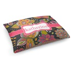 Birds & Butterflies Dog Bed (Personalized)