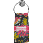 Birds & Butterflies Hand Towel - Full Print (Personalized)