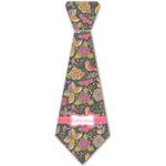 Birds & Butterflies Iron On Tie - 4 Sizes w/ Name or Text