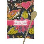Birds & Butterflies Kitchen Towel - Full Print (Personalized)