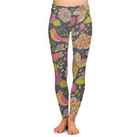 Birds & Butterflies Ladies Leggings (Personalized)