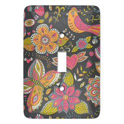 Birds & Butterflies Light Switch Covers - Multiple Toggle Options Available (Personalized)