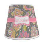 Birds & Butterflies Empire Lamp Shade (Personalized)