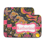 Birds & Butterflies Memory Foam Bath Mat (Personalized)