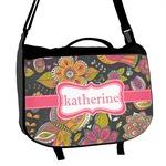 Birds & Butterflies Messenger Bag (Personalized)