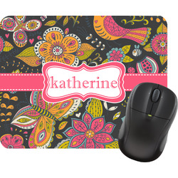 Birds & Butterflies Mouse Pads (Personalized)