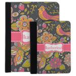 Birds & Butterflies Padfolio Clipboard (Personalized)