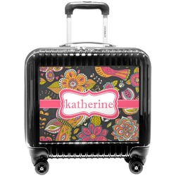 Birds & Butterflies Pilot / Flight Suitcase (Personalized)