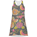Birds & Butterflies Racerback Dress (Personalized)