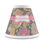 Birds & Butterflies Chandelier Lamp Shade (Personalized)